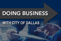 Doing Business with City of Dallas