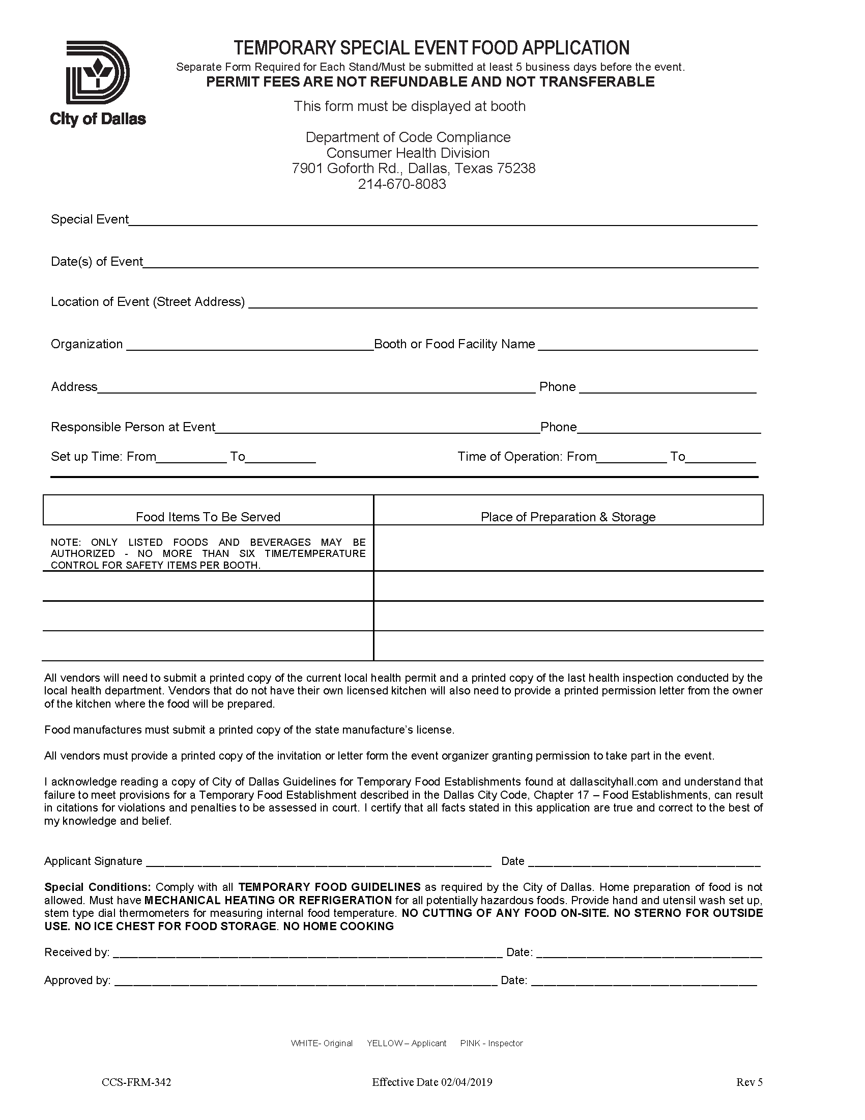 CCS-FRM-342 Temporary Food Establishment Permit Request (Pre-printed).png