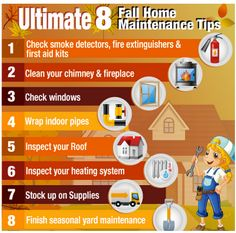 Office of emergency management autumn preparation tips for Fall home preparation