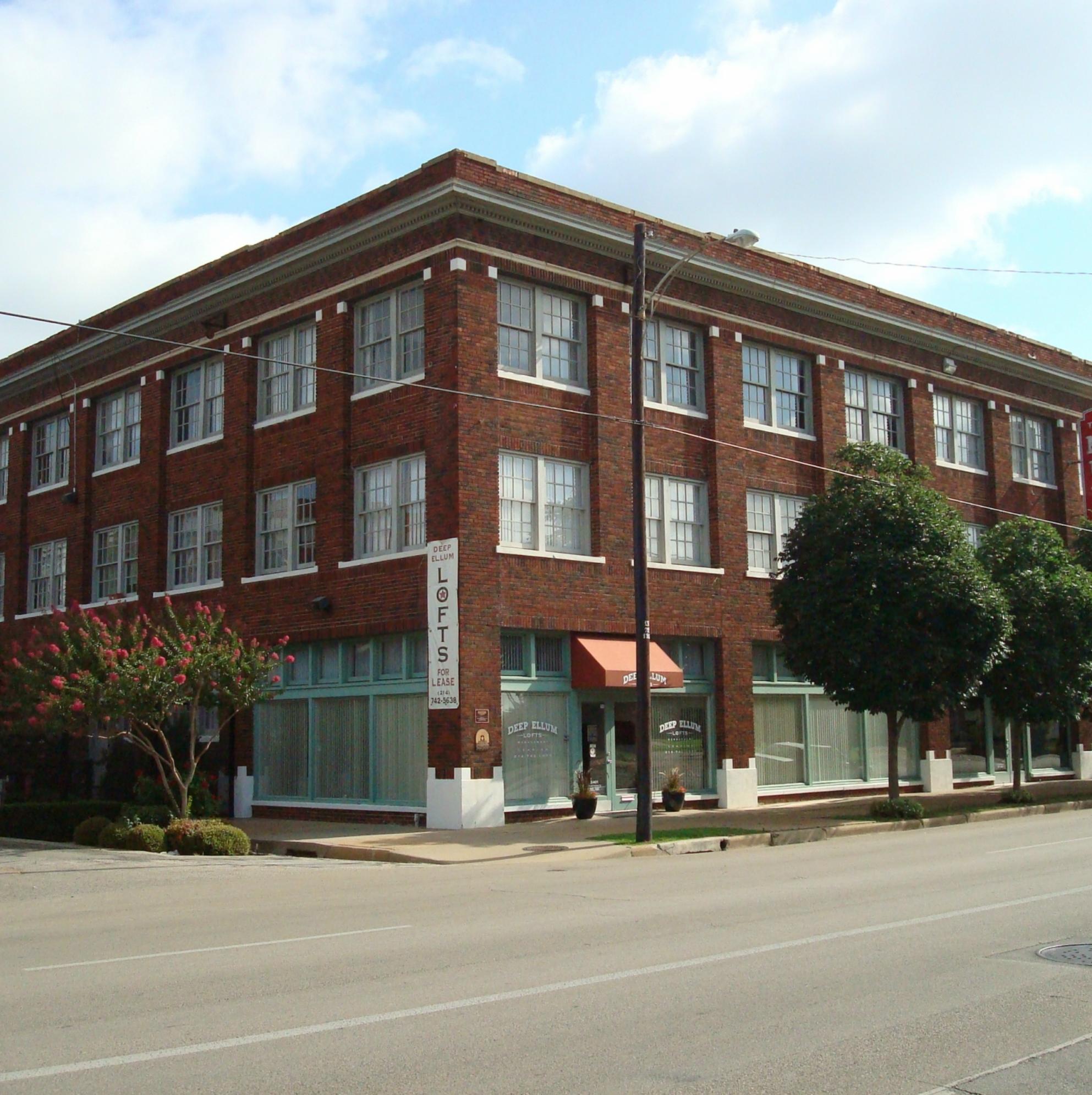 Dallas Landmark Structures & Sites