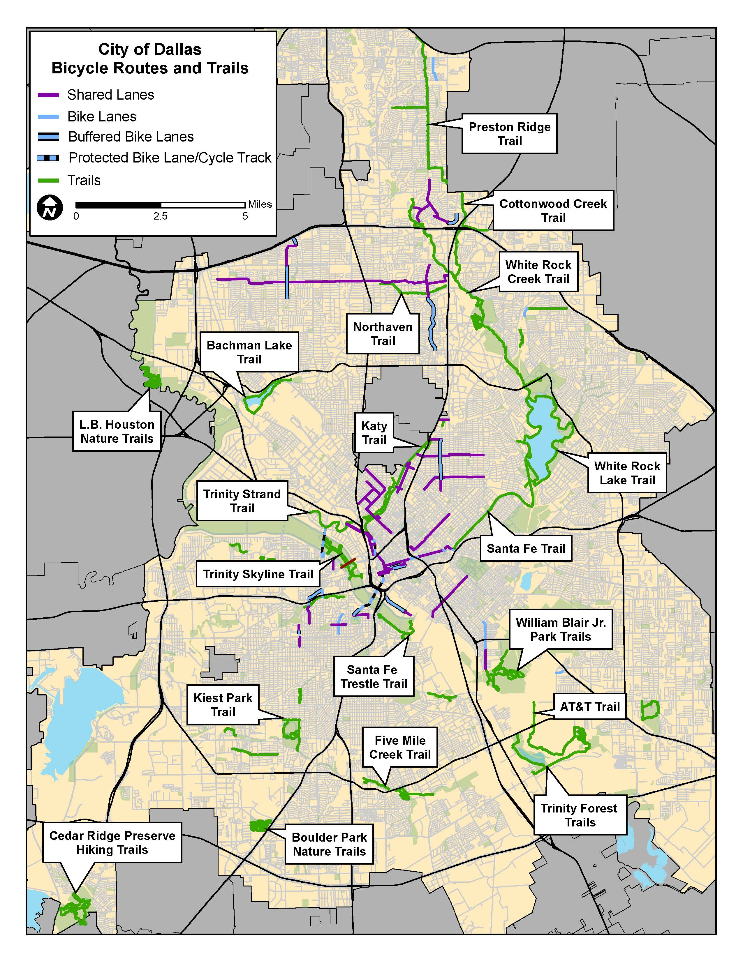 On-Street Route Map-Downtown Area w-Cycle Track.jpg