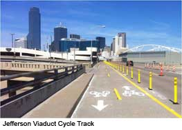 Jefferson Viaduct Cycle Track