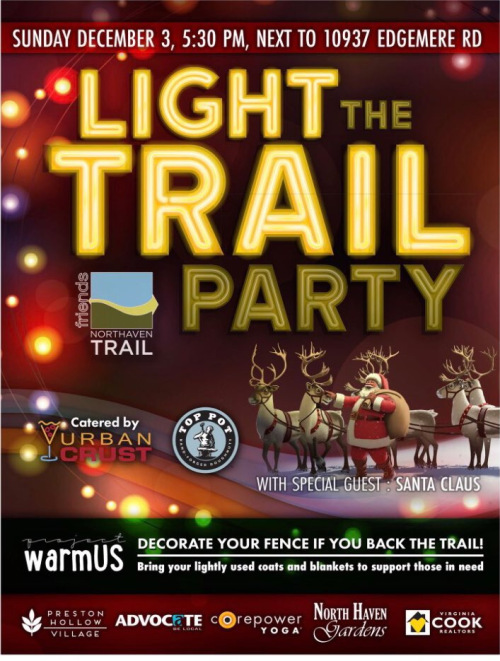 Light the Trail Northaven Trail 2017.png