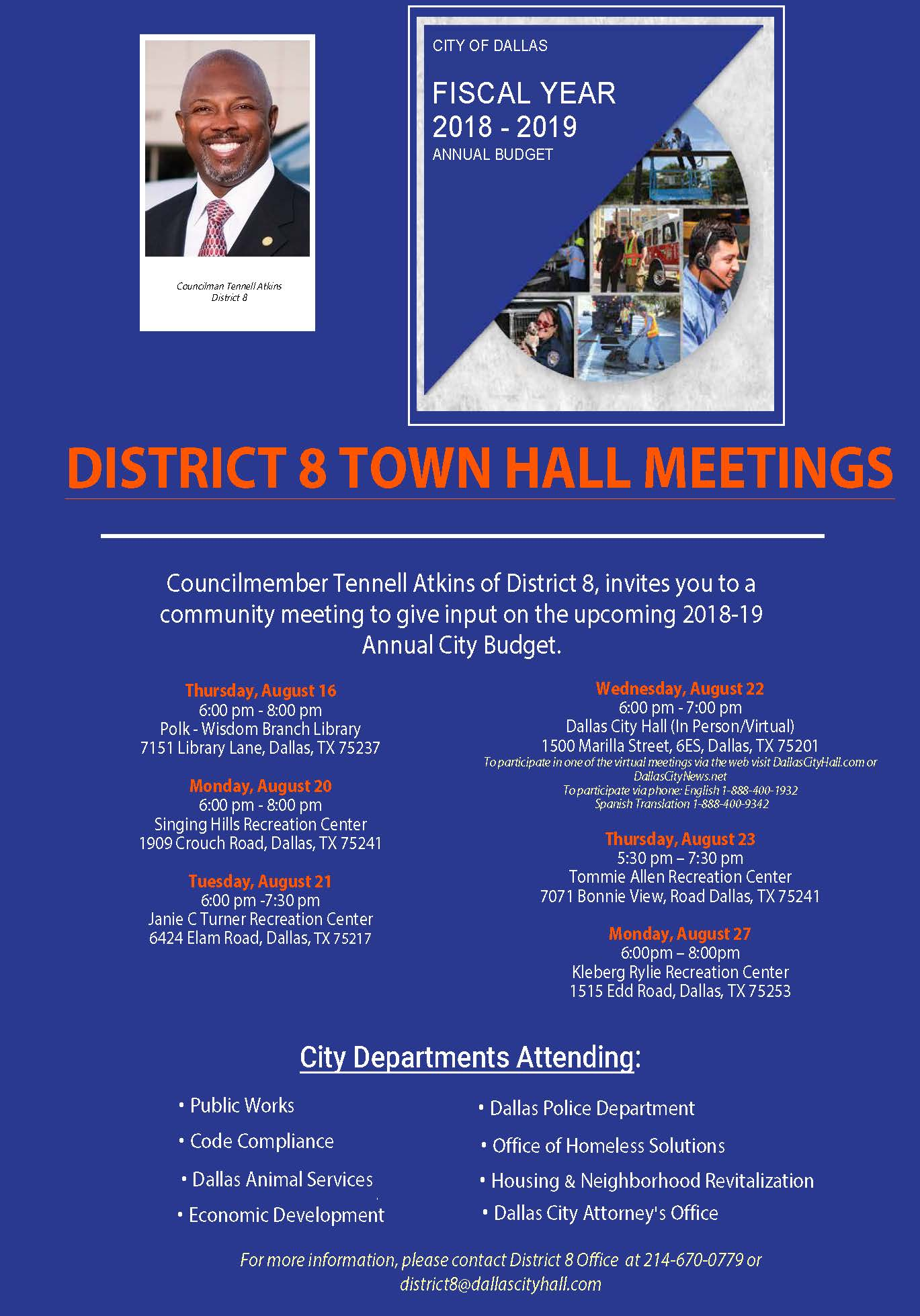 District 8 FY 18_19 Budget Town Hall Meeting Schedule Flyer (002).jpg