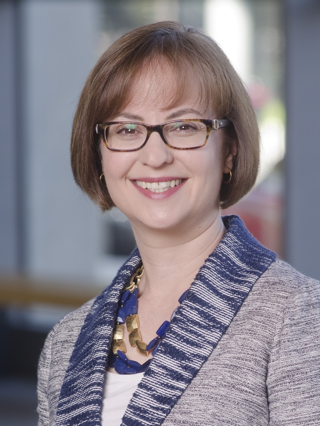 Chief Financial Officer Elizabeth Reich