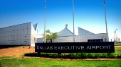 Terminal Building and conference Center at Dallas Executive Airport - photo from cover of the 2006-07 annual adopted budget book