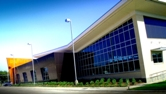 Hampton-Illinois Branch Library - photo from cover of the 2006-07 annual adopted budget book